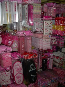 product with Hello Kitty? just name it!!!